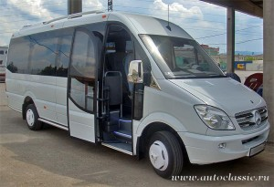 Mercedes Sprinter Super Lux 1